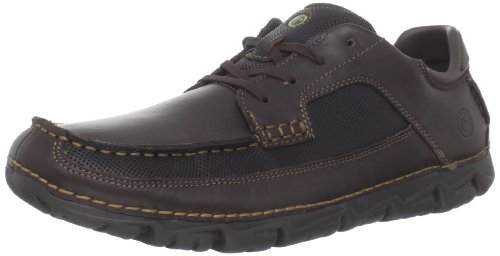 Rockport Men's RocSports Lite Moc Toe Lace-Up-Dark Brown-13 W ()