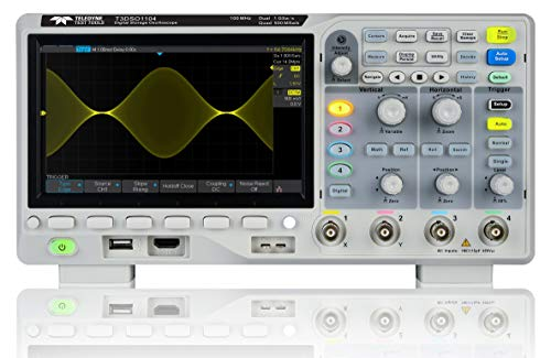 Teledyne Test Tools T3DSO1104 - Four Channel, 100 MHz Digital Oscilloscope