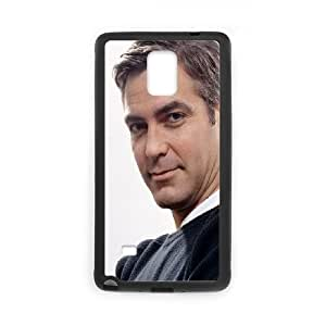 DIY phone case George Clooney cover case For Samsung Galaxy Note 4 N9100 AS2K7748904