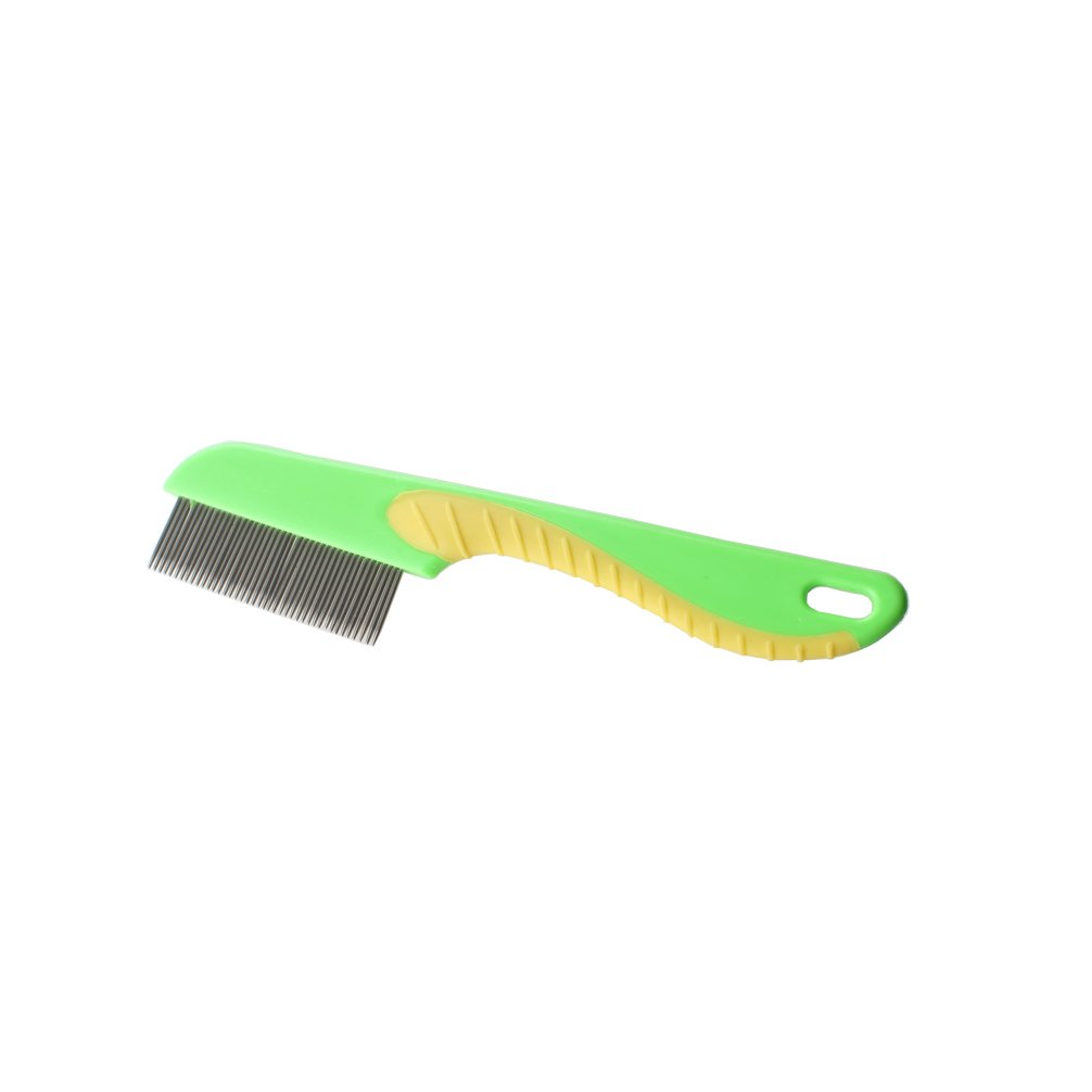 Emours Pet Flea Comb for Dogs Cats and Small Pets Grooming Brush for Short and Long Hair,Set of 4 by Emours (Image #2)