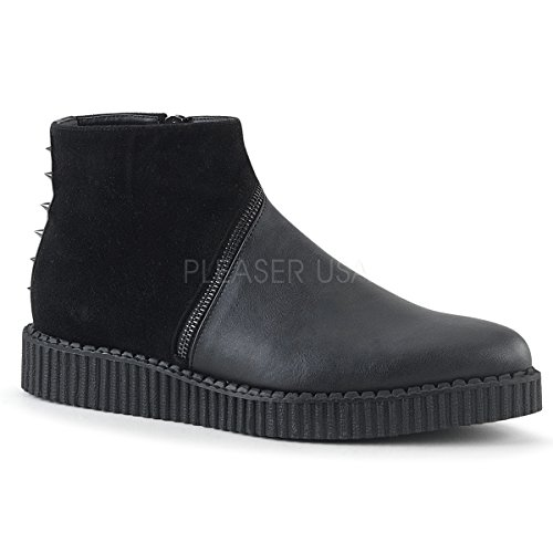 Demonia Mens V-CREEPER-750/BVL-MF Boots pZuSJHCh