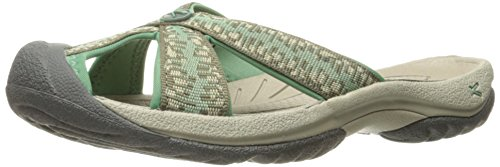 Keen Mujeres Bali Sandals Canteen / Malachite