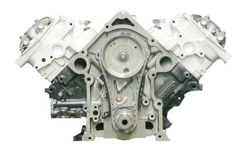 (PROFessional Powertrain DDK1 Chrysler 5.7L Hemi Engine, Remanufactured)