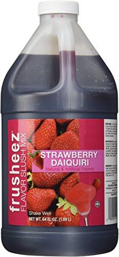 Frusheez Strawberry Daiquiri Slush Mix (1/2 gallon)