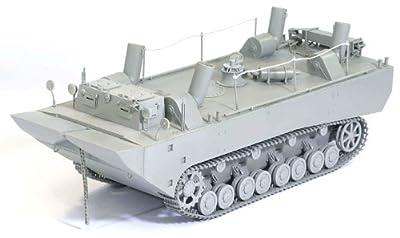 1/35 Panzerfhre Gepanzerte Landwasserschlepper Prototype Nr.1 ~ Smart Kit