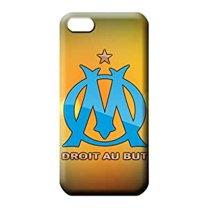 iphone 4 4s Classic shell durable Back Covers Snap On Cases For phone phone skins olympique marseille