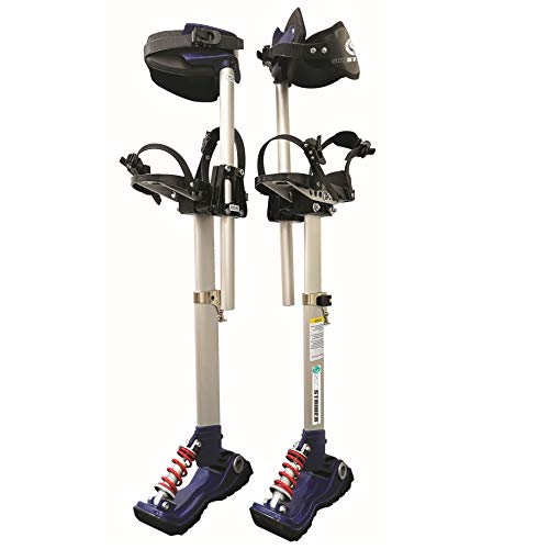 "Circle Brand SkyStrider Drywall Stilts (15"" - 23"")"