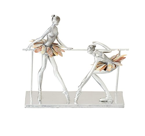 Benzara 44276 Polystyrene Ballet Dancers from Benzara