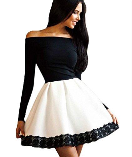 pretty nice 9f107 561cd Cocktailkleid langarm – Stylische Kleider für jeden tag