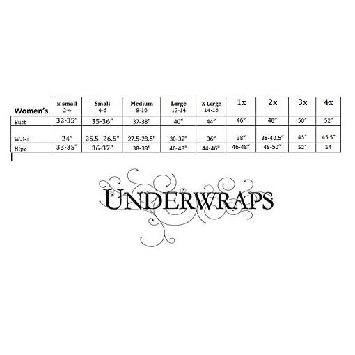 Underwraps Womens Stretch Jumpsuit