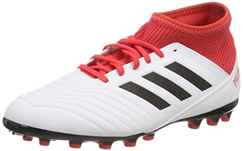 Ftwbla de 18 3 000 AG Predator Correa Negbas Adulto J Adidas Botas Fútbol Blanco Unisex 54wqPYRC