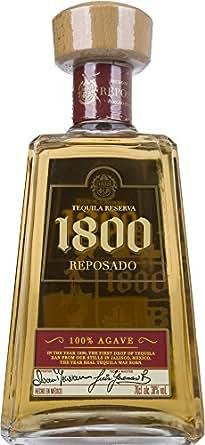 Tequila 1800 Reposado 70 Cl.