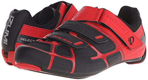 Pearl Izumi Select RD IV Rennrad Fahrrad Schuhe rot/schwarz 2016