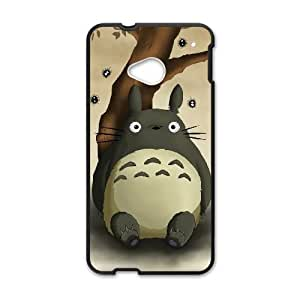HTC One M7 phone Case My Neighbor Totoro Protective Cell Phone Cases Cover DFG150654