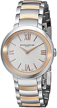 Baume Et Mercier Promesse Analog Two-Tone Women's Watch