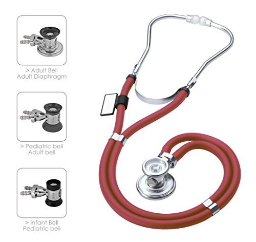MDF Rappaport Stethoscope convertible chestpiece