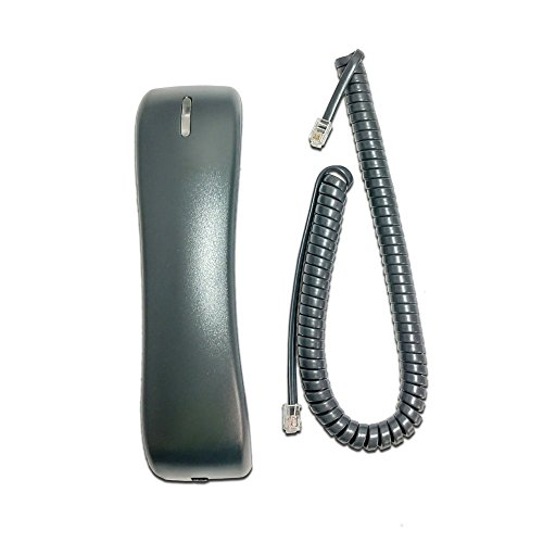 P-HANDSET=) Compatible Handset with Curly Cord. Fits 7902, 7905, 7906, 7910, 7911, 7912, 7940, 7941, 7945, 7960, 7961, 7962, 7965, 7970, 7971, 7975 ()