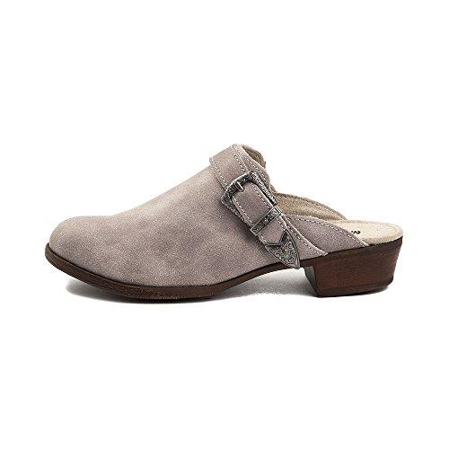 Billie Minnetonka Women's Grey Mule Marbled 4n1wUx5A