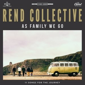 As A Family We Go Album Cover