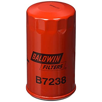 Baldwin B7238 Heavy Duty Lube Spin-On Filter: Automotive