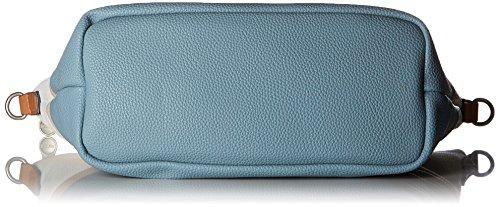 Bleu Emma Mustang Light Sacs Pittsburg Mhz Blue Handbag menotte S5aY5q