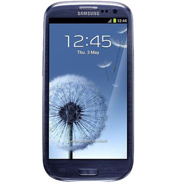 Cheap Carrier Cell Phones Samsung Galaxy S III 16GB SPH-L710 Blue Android - Sprint
