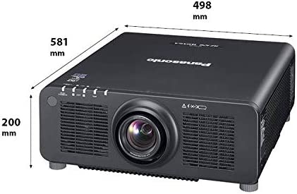 Panasonic PT-RZ120BEJ - Proyector Digital WUXGA: Amazon.es ...