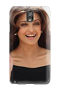 New Style 8266417K98867078 Quality Case Cover With Aishwaryarai 2010 Raavan Nice Appearance Compatible With Galaxy Note 3