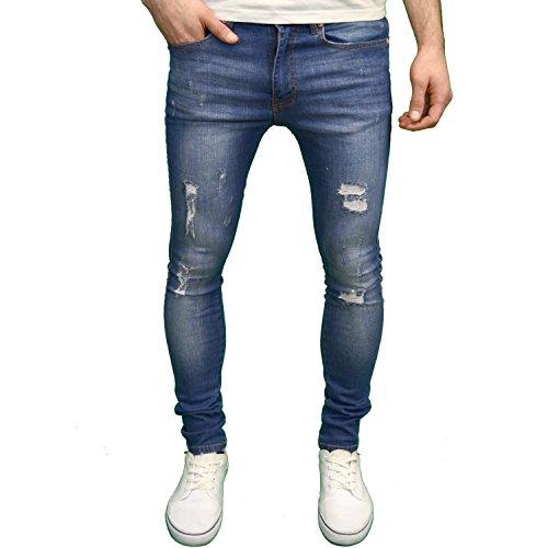 Edge Stonewash Stone Jeans Stone Uomo Edge qYn8vwXHEx