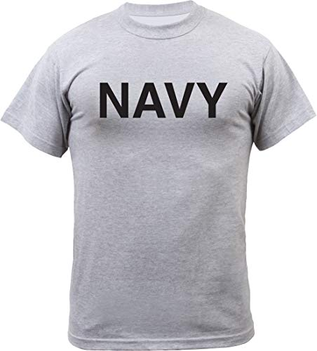 (AccessoriesClothing New U.S. Military PT Physical Training T-Shirt Tactical Workout Exercise Gym Running)