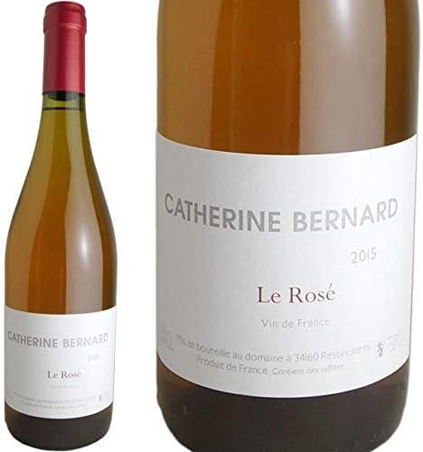 ラ・ロゼ 2015 カトリーヌ・ベルナール フランス ラングドック ロゼワイン 750ml