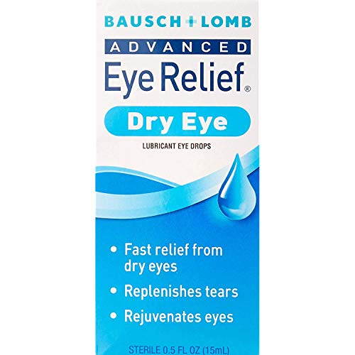 Advanced Eye Relief, Dry Eye Rejuvenation, Lubricant Eye Drops, 0.5 fl oz (15 ml)