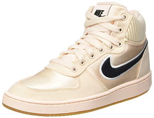 de Brown Chaussures Femme Light Prem Ebernon Mid Ice Multicolore Basketball 001 Gum Guava Black Nike WMNS wqX6II