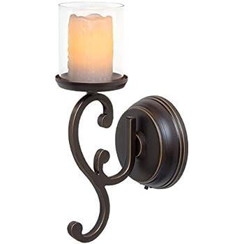 Amazon Com Candle Impressions Flameless Led Candle Wall