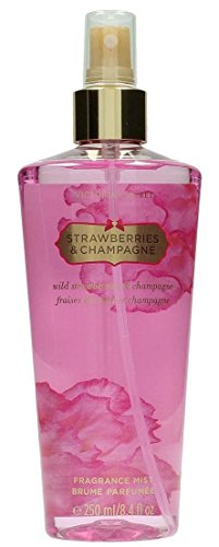 Victoria's Secret Strawberries and Champagne Refreshing Body Mist 250ml