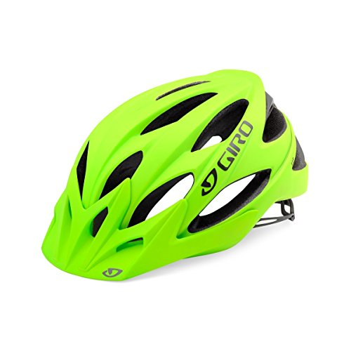 Giro Xar MTB Helmet SMALL CHARCOAL/LIME (Air Green Lime Forces)