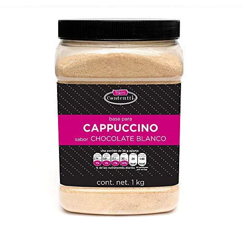 CAPPUCCINO CHOCOLATE BLANCO 1KG