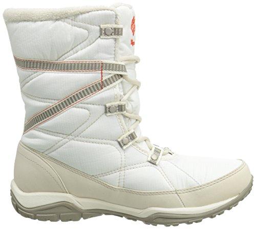 Boot Columbia Waterproof Lace Minx OH Sea Women's Tall Fire Salt Corange xaq70wHPa