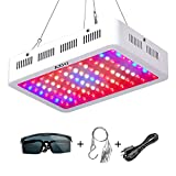 1000W LED Grow Light, Full Spectrum Indoor Plants Growing Lights with UV IR