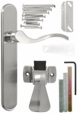 HAMPTON PRODUCTS-WRIGHT VBG115SN Door Lever Lockset