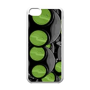 stealth inc. 2 a game of clones iPhone 5c Cell Phone Case White xlb2-343154