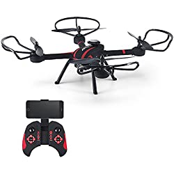 Babrit 4CH FPV RC Quadcopter 2MP HD Camera