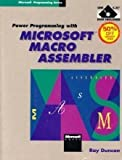 Power Programming with Microsoft Macro Assembler, Ray Duncan, 1556152566