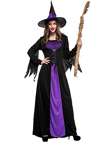 Halloween Womens Wicked Witch Costume