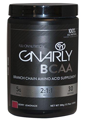 BCAA noueux 100 % naturel Berry limonade 30/Serv