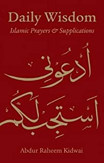 Daily Wisdom: Selections from the Holy Qur'an: Amazon co uk