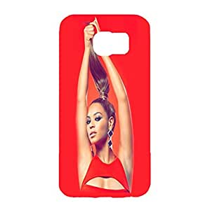 Samsung Galaxy S6 Case 3D Pop Singer Beyonce Hot Pattern Eye-Catching Phone Cover