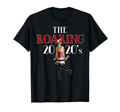 Roaring 20's Costume for New Years Eve 2020 Roaring 20's Men T-Shirt