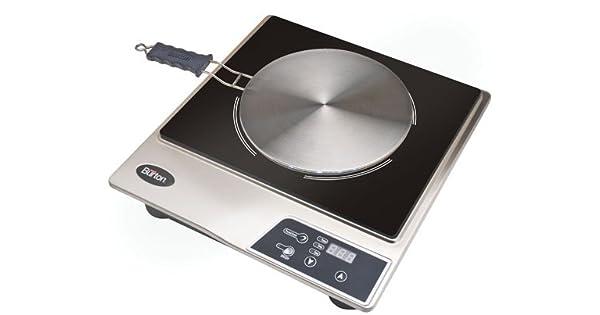 Amazon.com: Max Burton Induction Cooktop y disco de interfaz ...