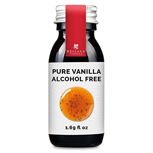 vanilla extract alcohol - 8